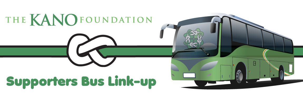 The Kano Foundation Supporters Bus Link-up