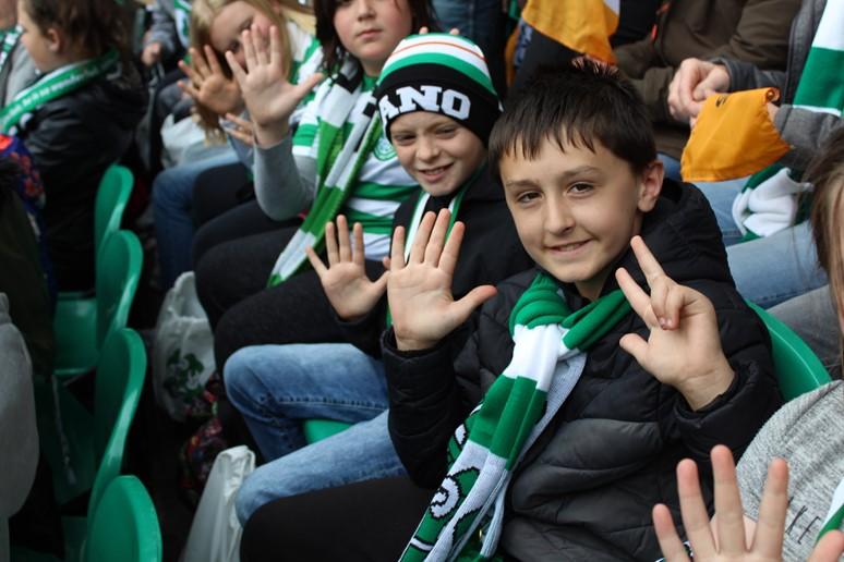 Photos Celtic v Hibs 15/12/19