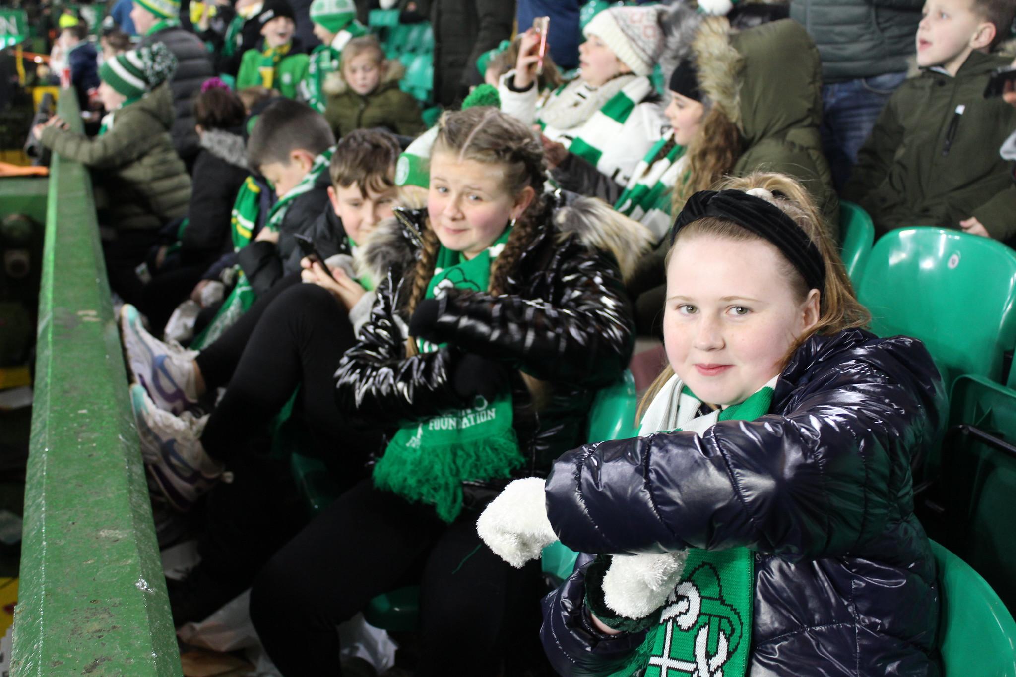 Photos Celtic V Hamilton 4/12/19