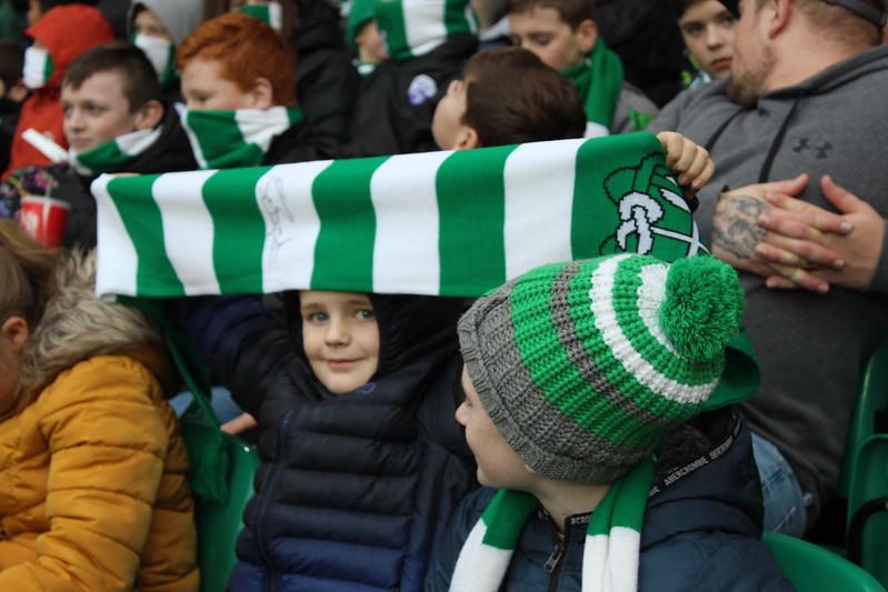 Photos Celtic V Livingston 23/11/19
